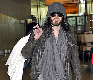 Russell Brand is 'quite well' following split with Katy