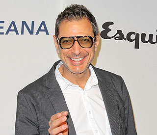 Jeff Goldblum full of 'Glee' over gay dad role