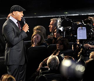 LL Cool J: Hosting Grammys is 'dream come true'