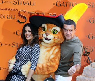 Antonio Banderas: 'It's ironic I landed the Puss role'
