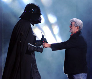'Star Wars' director George Lucas calling it a day