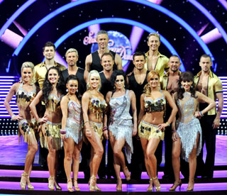 Strictly stars take their show on the road