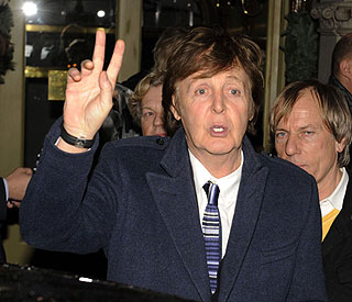 Paul McCartney: 'I'd love to have Jubilee role'