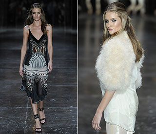 Rosie Huntington-Whiteley stunning in Sao Paolo