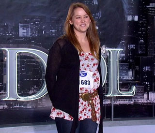 Jim Carrey's girl Jane shines on 'American Idol'