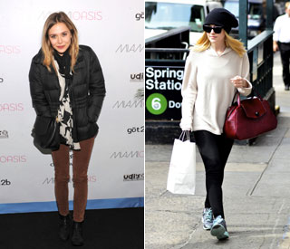 Dakota Fanning and Elizabeth Olsen are new BFF