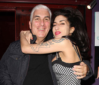Mitch Winehouse upset about Gaultier fashion show