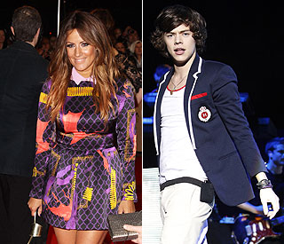 Caroline Flack and Harry Styles call it a day