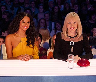 Alesha Dixon 'can't wait' for Amanda's return