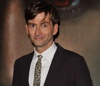 David Tennant named best actor at BBC awards