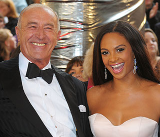 Len Goodman blasts Simon for 'stealing' Alesha