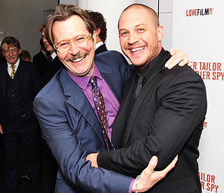 Tom Hardy: Gary Oldman's Oscar nod 'well deserved'