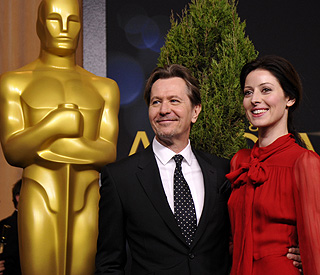 Gary Oldman having time of his life with Oscar 'fairytale'
