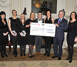 Military Wives raise over £500,000 from Christmas No 1