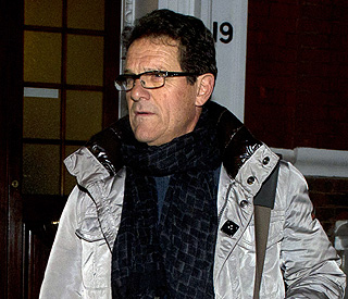 Fabio Capello resigns as England football manager