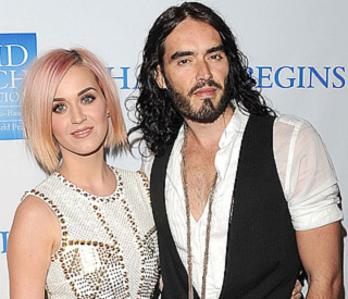 Katy Perry and Russell Brand sign divorce papers