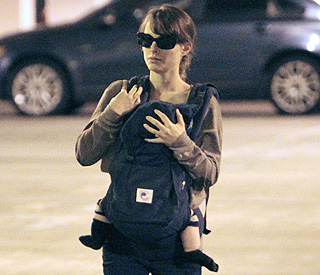 Natalie Portman returns to work after maternity leave