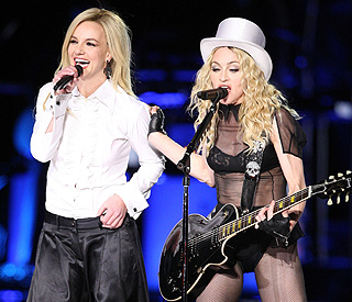 Britney and Madonna to collaborate on new album