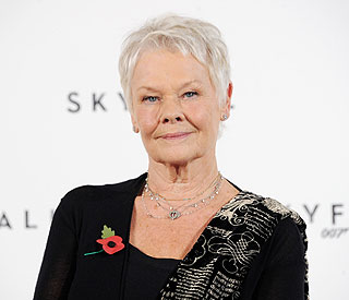 Dame Judi: 'UK is no good at dealing with old age'