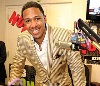 Nick Cannon quits radio show after lung problems