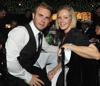Gary Barlow's exciting baby news