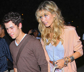 Delta Goodrem and Nick Jonas announce split