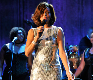 BBC defends 'lengthy' Whitney funeral coverage