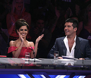 Cheryl Cole puts 'X Factor' rumours to bed