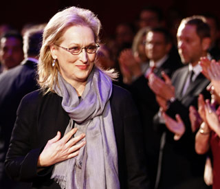 Meryl Streep to hand out an Oscar