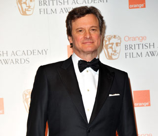 Colin Firth to get his hands on another Oscar