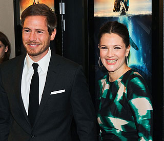 Drew Barrymore expecting first baby?