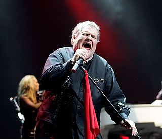 Meat Loaf nods off while judging Oscars films