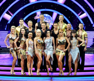 Strictly stars join Jubilee line-up