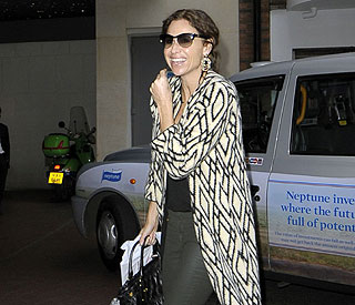 Minnie Driver: 'I love returning to the UK'