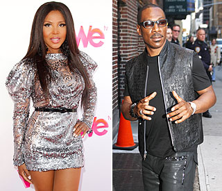 Toni Braxton and Eddie Murphy rumours put to rest