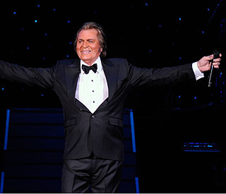 Engelbert Humperdinck, 75, is UK entry for Eurovision