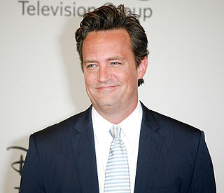 Matthew Perry set for sporty new TV role