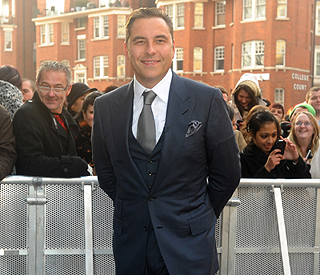 David Walliams is new voice of the speaking clock