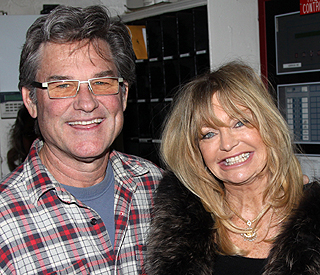 Goldie Hawn: 'I'll never marry Kurt'