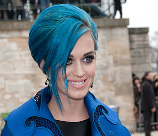 Katy Perry feeling 'inspired' ahead of new album