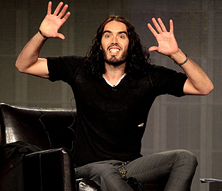 Russell Brand set to host new US chat show