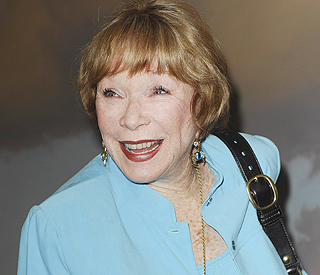 Shirley MacLaine 'thrilled' to work with Maggie Smith