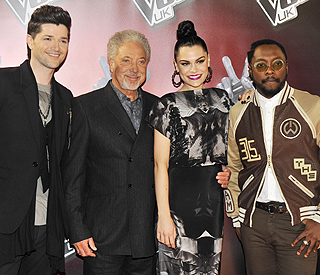 Tom Jones and Jessie J to sing together on 'The Voice'