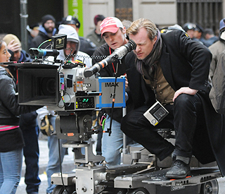 Christopher Nolan shows bosses first cut of 'Batman'