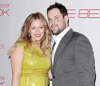 Hilary Duff's joy as she welcomes son Luca