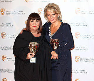 French and Saunders plan to reunite