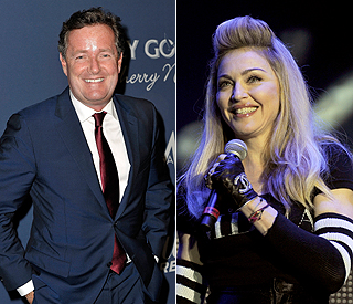 Piers Morgan makes Madonna tweet blunder