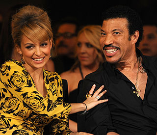 Nicole Richie is dad Lionel's biggest fan