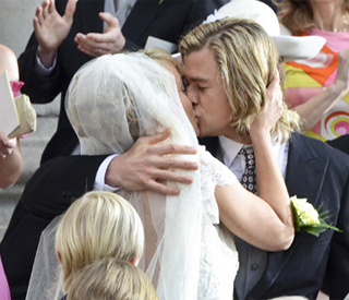 Olivia Wilde and Chris Hemsworth get hitched