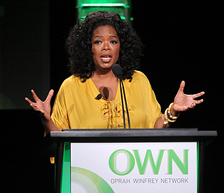 Oprah Winfrey insists her cable network will succeed